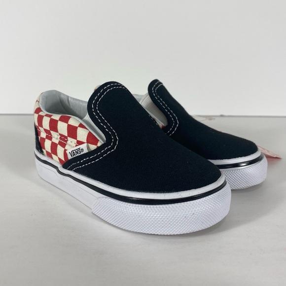Vans Other - Vans Classic Slip-On Checkerboard Sneakers